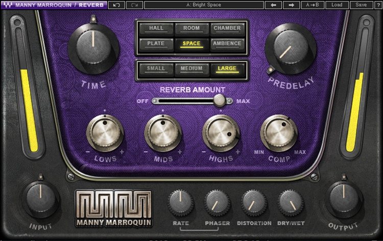 Waves Manny Marroquin Reverb Plug-in image 1