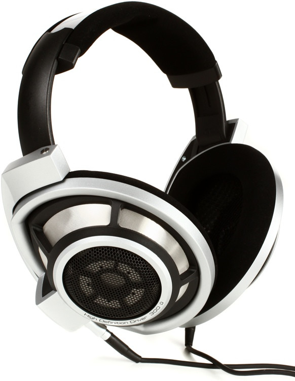 Sennheiser HD 800 Open-back Audiophile and Reference Headphones image 1
