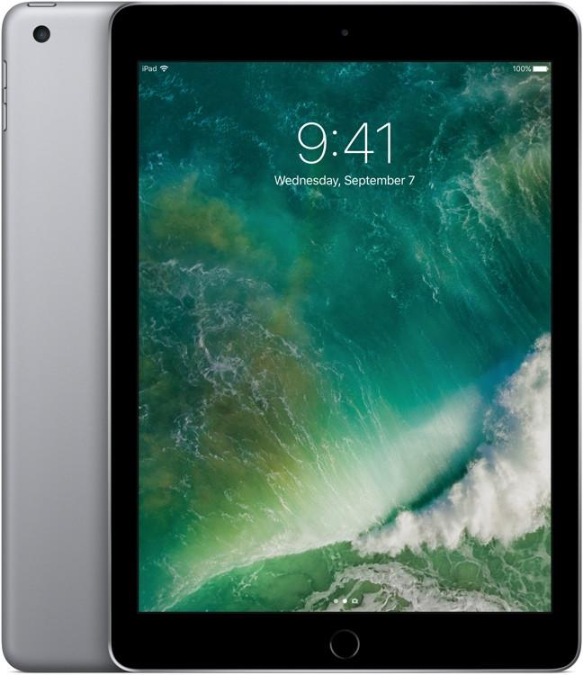 Apple iPad Wi-Fi 128GB - Space Gray image 1