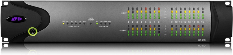 Avid Legacy I/O Trade-in Upgrade to HD I/O 8x8x8 image 1