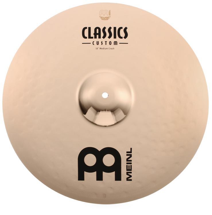 Meinl Cymbals Classics Custom Medium Crash - 18