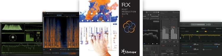 iZotope RX Post Production Suite 2 image 1
