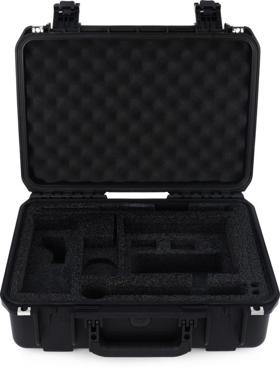 SKB iSeries Case for Shure SLX/ULX Wireless Systems image 1
