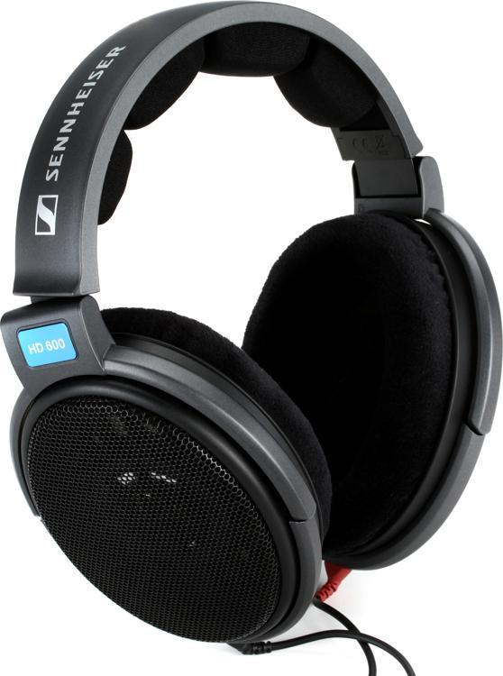 sennheiser hd 600 open back audiophile professional headphones sweetwater. Black Bedroom Furniture Sets. Home Design Ideas