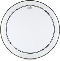 "Remo Powerstroke 3 Bass Drumhead with 2.5"" Impact Pad - 26"" - Clear"