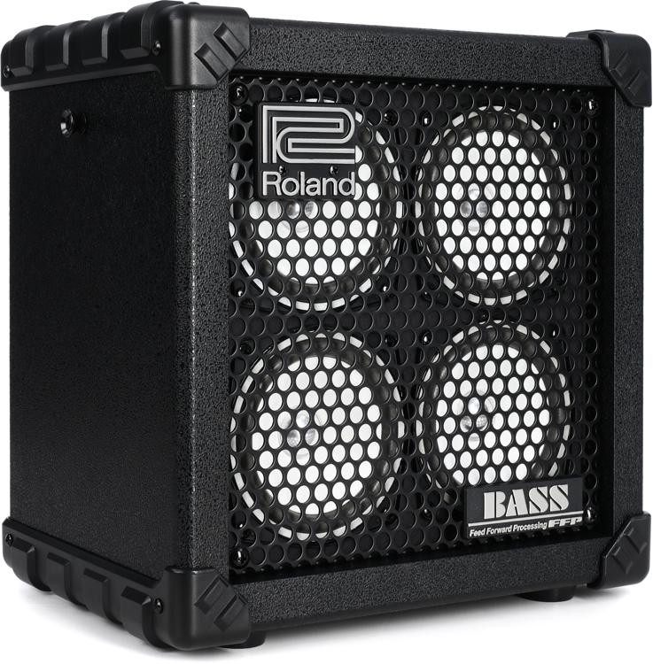 Roland Micro Cube Bass RX Bass Amp image 1