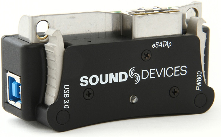 Sound Devices PIX-CADDY 2 image 1