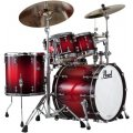 Pearl Reference Pure 4-piece Shell Pack - Scarlet Sparkle Burst