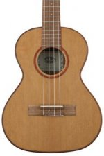 Kala KA-ATP-CT Solid Cedar Top Acacia Series Tenor Ukulele