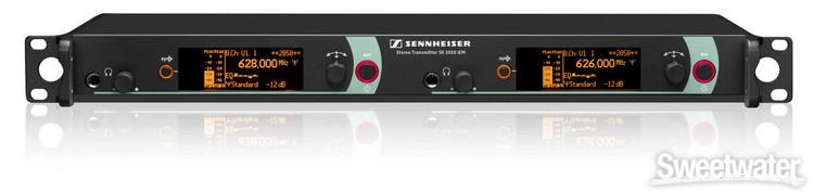 Sennheiser SR2050IEM - A Band, 516-558 MHz image 1