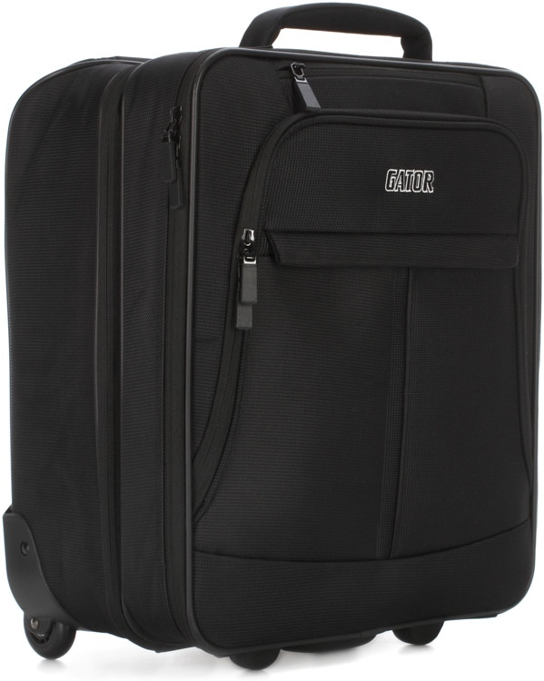 Gator GAV-LTOFFICE-W - Laptop & Projector Bag; Wheels & Handle image 1