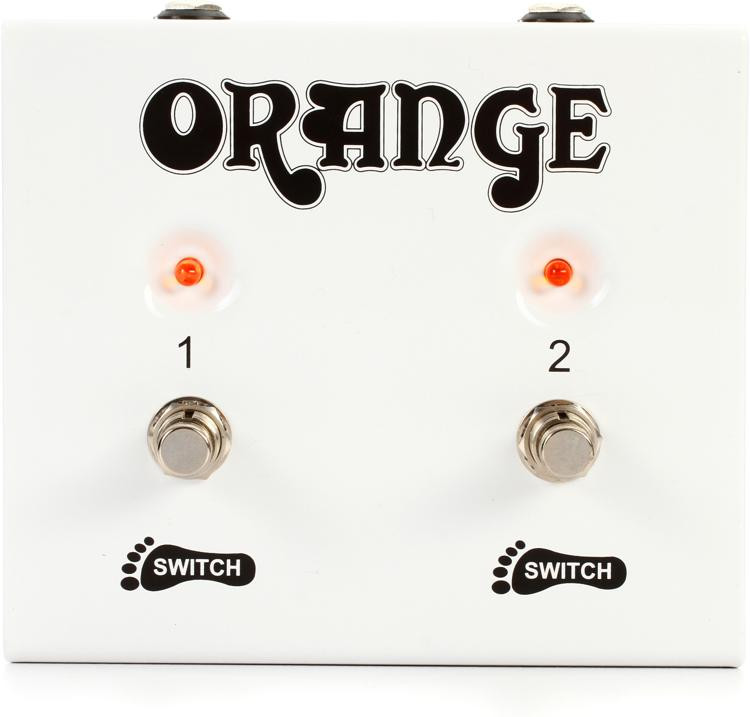 Orange FS-2 Dual Function Footswitch image 1