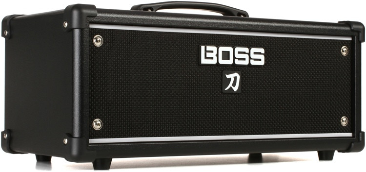 Boss Katana Head - 100/50/0.5-watt COSM Head with Internal speaker image 1