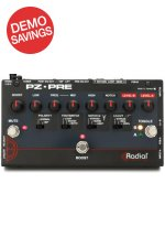 Radial Tonebone PZ-Pre 2-channel Acoustic Instrument Preamp
