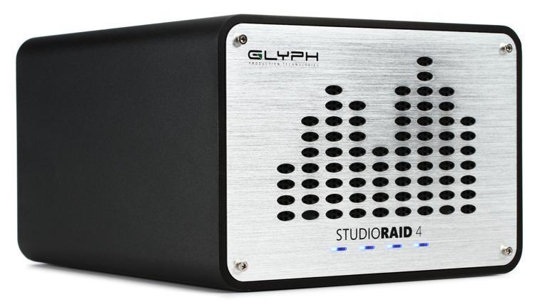 Glyph StudioRAID 4 - 4TB Desktop Hard Drive image 1