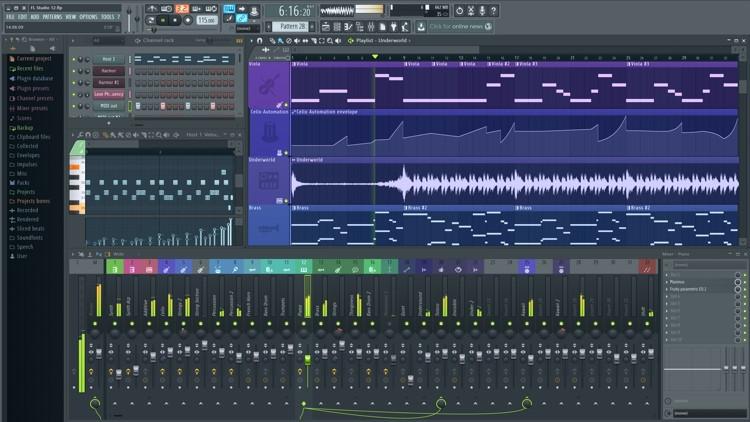 Image Line FL Studio 12 Producer Edition For Windows (download) image 1