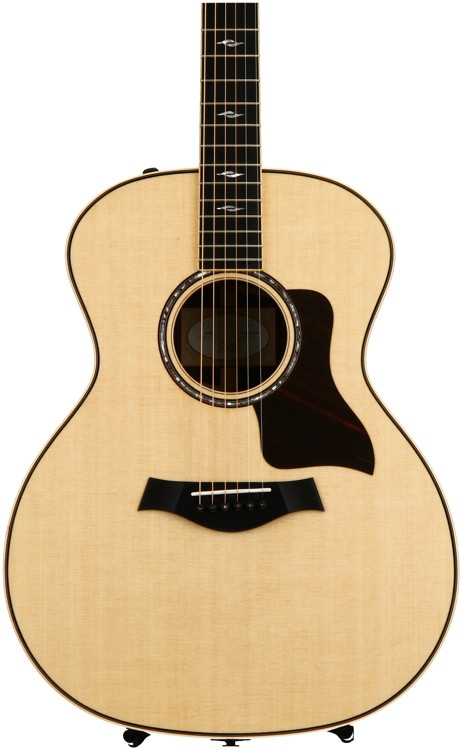 Taylor 814e - Rosewood back and sides image 1