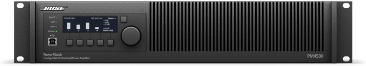 Bose PowerMatch PM4500 Power Amplifier image 1