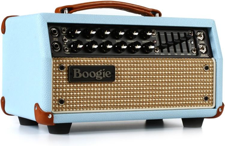Mesa/Boogie Mark Five:25 - 25/10-watt Tube Head - Baby Blue with Cream Grille image 1