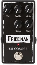 Friedman Sir-Compre Compressor Pedal with Overdrive