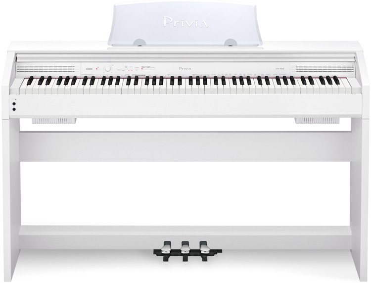 Casio Privia PX-760 - White Finish image 1
