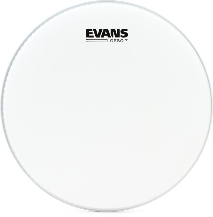 Evans Reso 7 Coated Resonant Drum Head - 12
