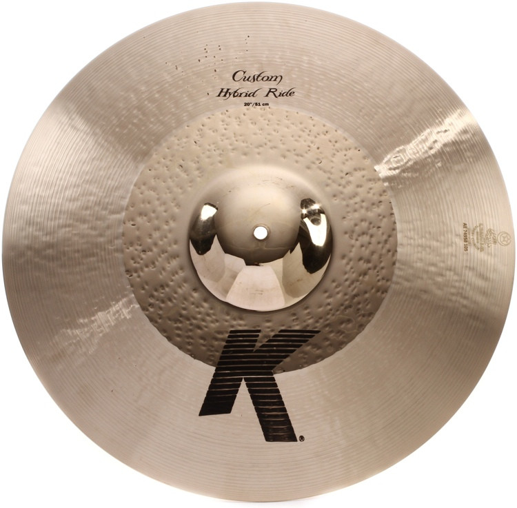 Zildjian K Custom Hybrid Ride - 20