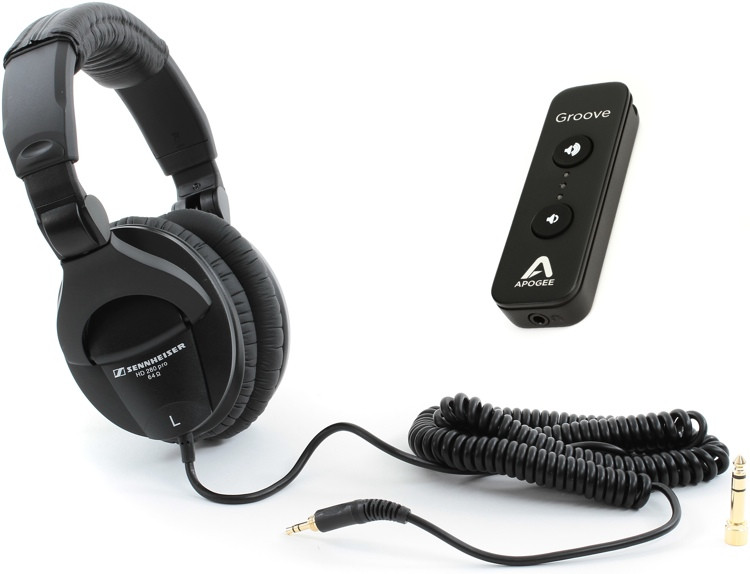 Apogee Groove with HD 280 Pro - DAC and Headphone Bundle image 1