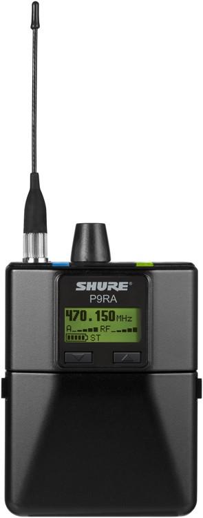 Shure P9RA - G7 Band, 506-542 MHz image 1