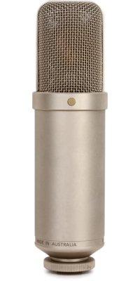 NTK Large-diaphragm Tube Condenser Microphone