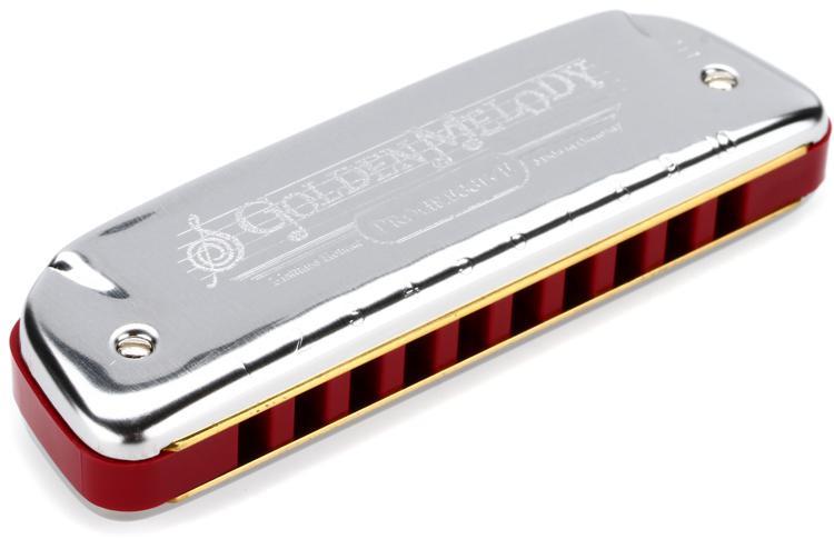 Hohner 542BX-E Golden Melody Diatonic - Key of E image 1