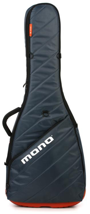 MONO Vertigo Electric Hybrid Gig Bag - Steel Gray image 1