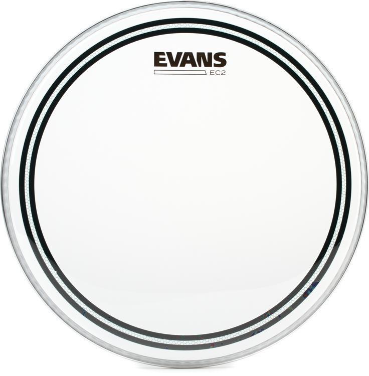 Evans EC2 Drum Head - 12