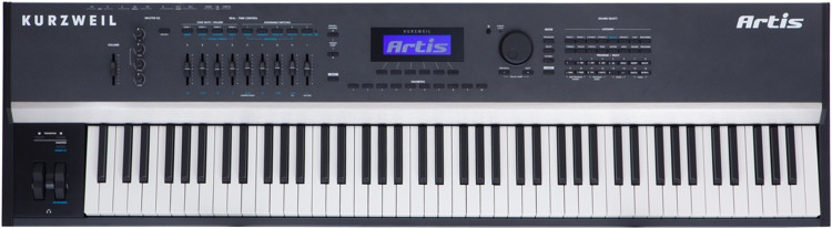 Kurzweil Artis 88-key Stage Piano image 1