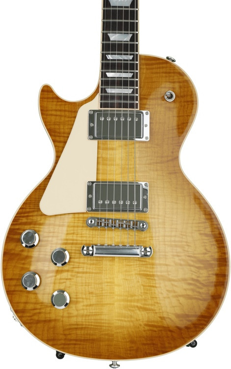 Gibson Les Paul Standard 2017 T Left-handed - Honey Burst image 1