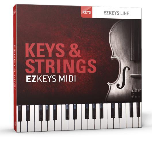Keys & Strings EZkeys MIDI