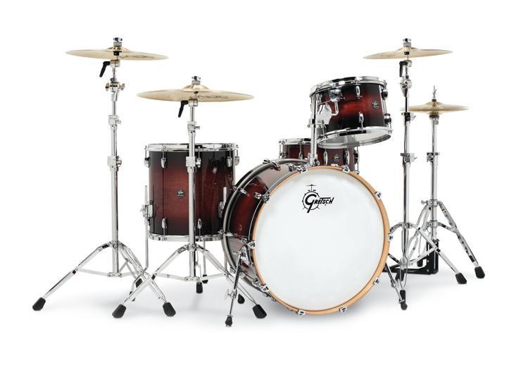Gretsch Drums Renown 4-piece Rock Shell Pack w/24