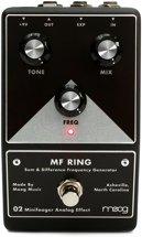 Moog Minifooger Ring Modulator Pedal