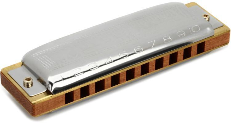 Hohner Blues Harp - Key of C image 1