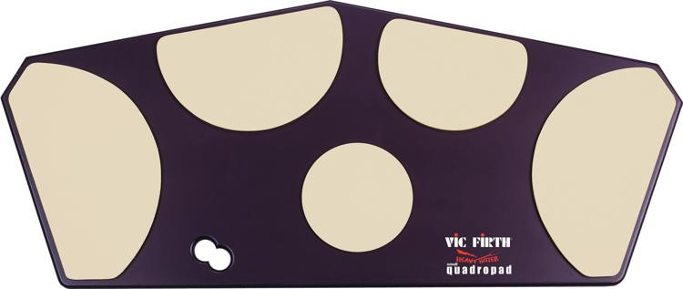 Vic Firth Heavy Hitter Quadropad - Small image 1