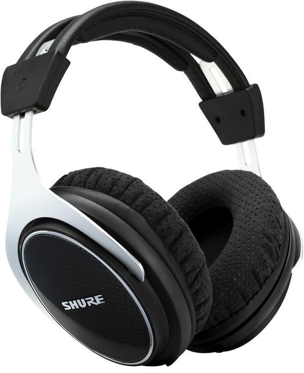 Shure SRH1540 Closed-back Mastering Studio Headphones image 1
