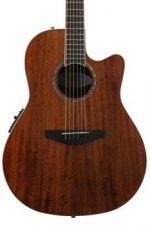 Ovation Celebrity Standard Plus - Natural Figured Koa