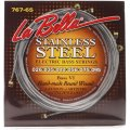 La Bella 767-6S Bass VI Strings - Stainless Roundwound