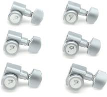 Fender Locking Tuners - Brushed Chrome