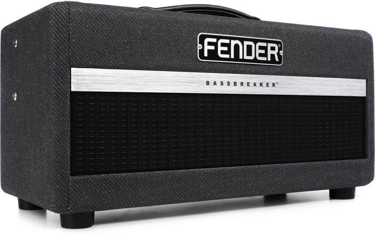 Fender Bassbreaker 15 - 15-watt Tube Head image 1