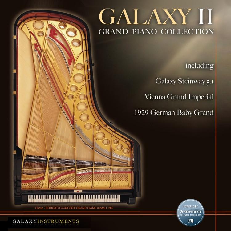 Galaxy II Pianos