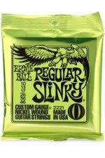 Ernie Ball 2221 Regular Slinky Nickel Wound Electric Strings