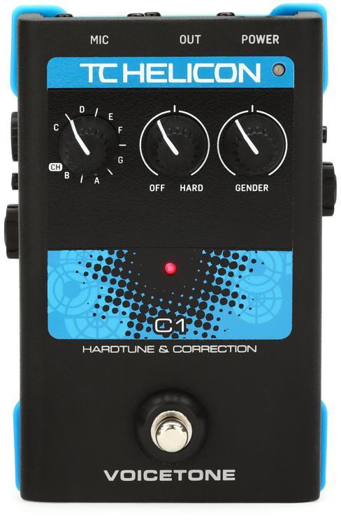 TC-Helicon VoiceTone C1 image 1