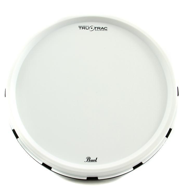 Pearl Tru Trac Dual Zone Electronic Drum Head - 10