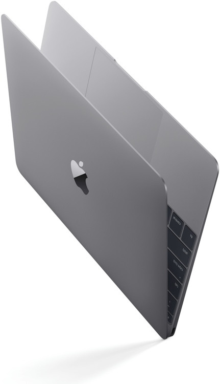 Apple MacBook 1.2GHz Dual-core Intel Core M, 512GB - Space Gray image 1